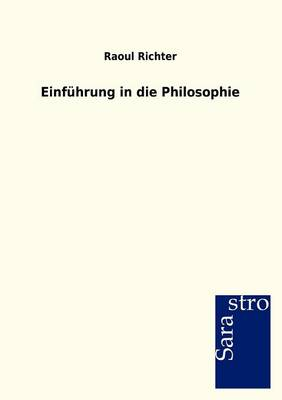 Einfuhrung in Die Philosophie (Paperback)
