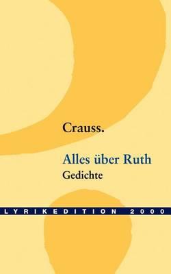 Alles Uber Ruth (Paperback)