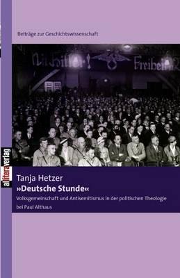 Deutsche Stunde (Paperback)