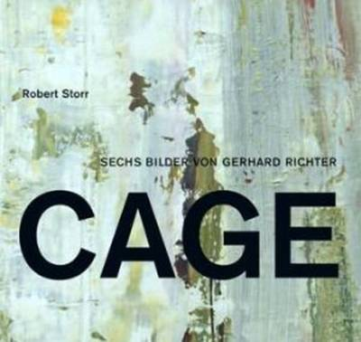 Gerhard Richter: Cage - Paintings/Bilder (Hardback)