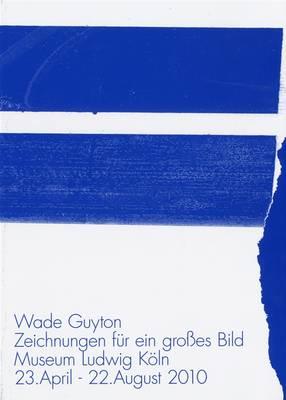 Wade Guyton: Zeichnungen Fur Ein Grosses Bild (Paperback)