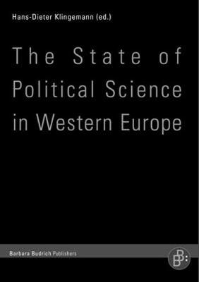 The State of Political Science in Western Europe (Hardback)