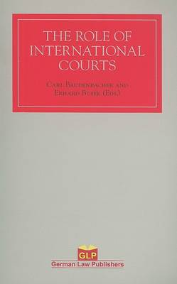 The Role of International Courts (Hardback)