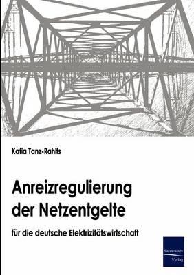 Anreizregulierung Der Netzentgelte F r Die Deutsche Elektrizit tswirtschaft (Paperback)