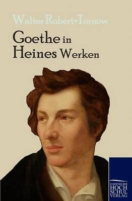 Goethe in Heines Werken (Paperback)