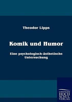 Komik Und Humor (Paperback)
