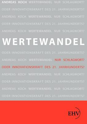 Wertewandel (Paperback)