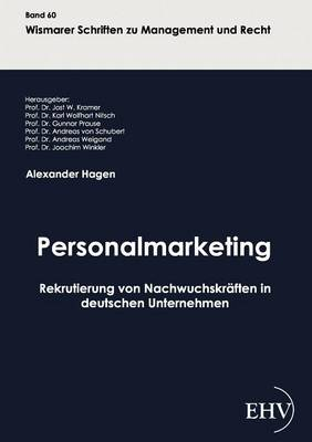 Personalmarketing (Paperback)