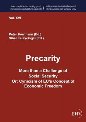 Precarity - More Than a Challenge of Social Security or: Cynicism of Eu's Concept of Economic Freedom (Paperback)