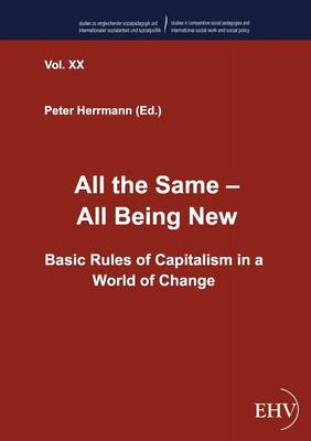 All the Same - All Being New (Paperback)
