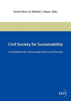 Civil Society for Sustainability (Paperback)