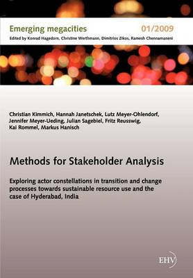 Methods for Stakeholder Analysis (Paperback)
