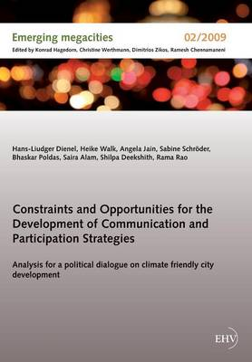 Constraints and Opportunities for the Development of Communication and Participation Strategies (Paperback)