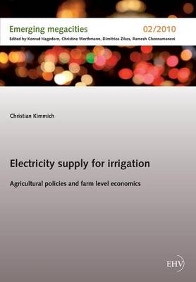 Electricity Supply for Irrigation (Paperback)