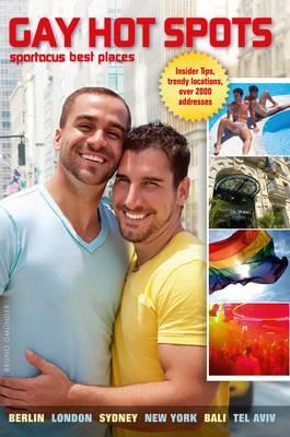 Gay Hot Spots: Spartacus Best Places (Paperback)