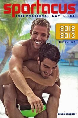 Spartacus International Gay Guide 2012/2013 (Paperback)