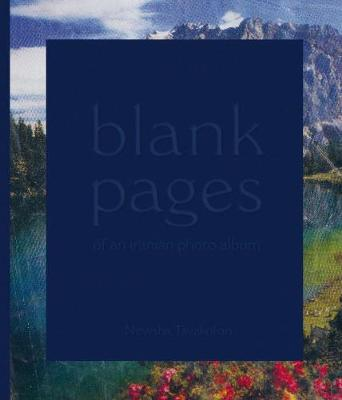 Blank Pages Of An Iranian Photo Album (Hardback)