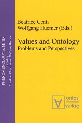 Values and Ontology: Problems and Perspectives (Hardback)