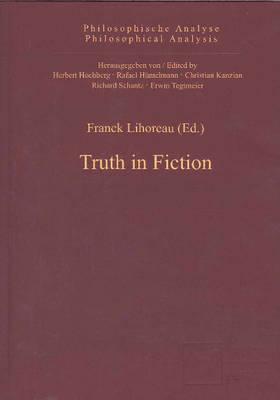 Truth in Fiction (Hardback)