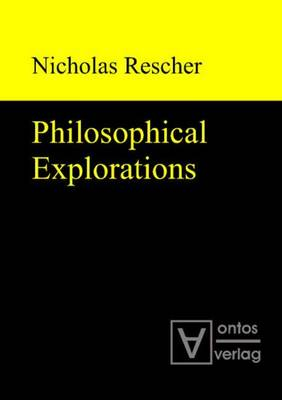 Philosophical Explorations (Hardback)