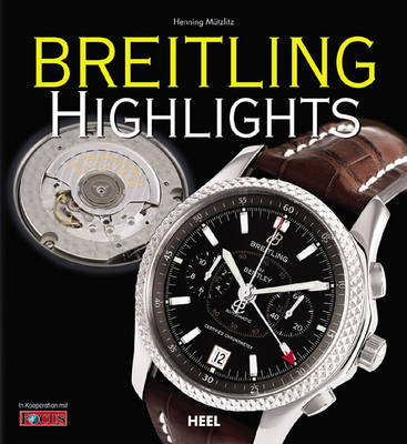 Breitling Highlights (Hardback)