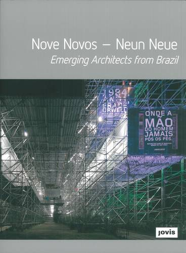 Nove Novos: Emerging Architects from Brazil (Paperback)