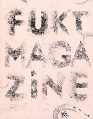 Fukt Magazine: Issue 8/9 (Paperback)