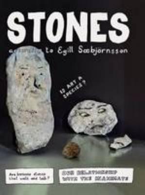 Stones According to Egill Saebjornsson (Paperback)