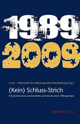 (Kein) Schluss-Strich (Paperback)