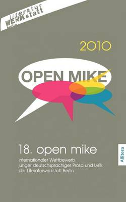 18. Open Mike (Paperback)