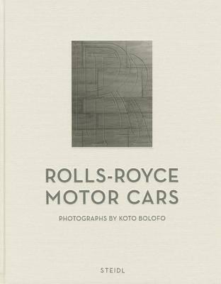 Rolls-Royce Motor Cars (Hardback)