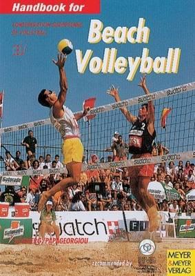 Handbook for Beach Volleyball (Paperback)