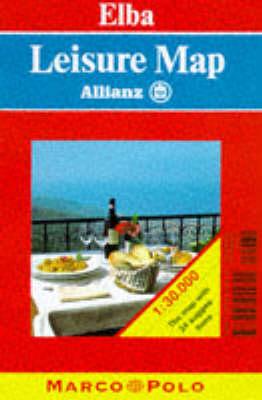 Elba - Marco Polo Leisure Maps (Sheet map, folded)
