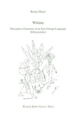 Wolane: Descriptive Grammar of an East Gurage Language (Ethiosemitic) (Paperback)