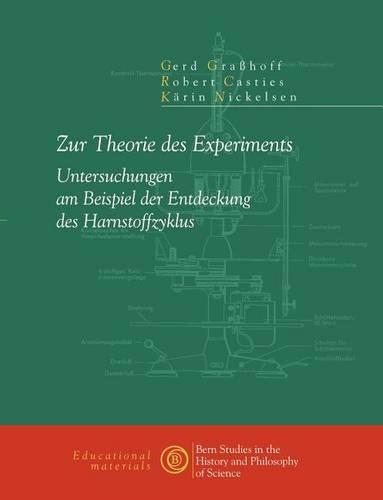 Zur Theorie Des Experiments (Paperback)
