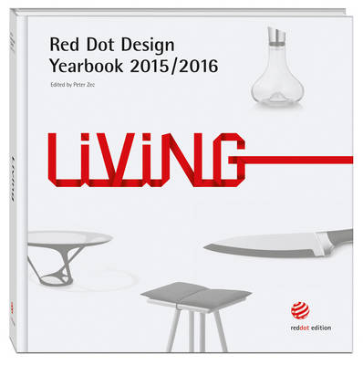 Red Dot Design Yearbook 2015/2016: Living (Paperback)