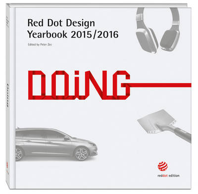 Red Dot Design Yearbook 2015/2016: Doing (Paperback)