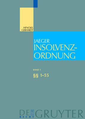 1-55 - Grosskommentare Der Praxis (Hardback)