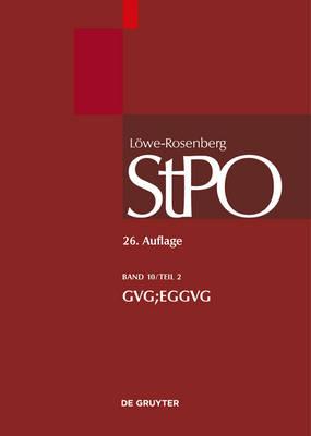 Gvg; Eggvg - Gro Kommentare Der Praxis (Paperback)