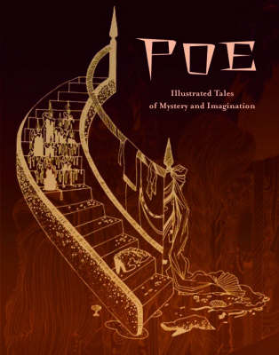 Poe: Illustrated Tales of Mystery and Imagination (Hardback)
