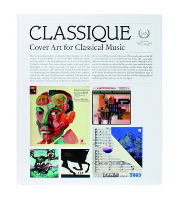 Classique: Cover Art for Classical Music (Paperback)
