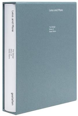 Less and More: The Design Ethos of Dieter Rams (Paperback)