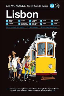 Lisbon - The Monocle Travel Guide Series (Hardback)