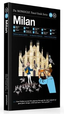 Milan - The Monocle Travel Guide Series (Hardback)