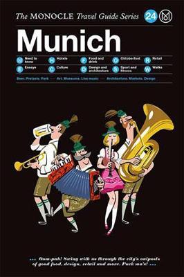 Munich - The Monocle Travel Guide Series (Hardback)