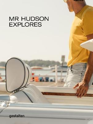 Mr Hudson Explores: The Gay Man's Travel Companion (Hardback)