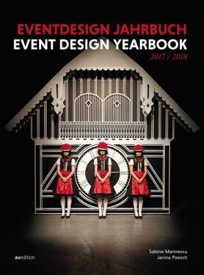 Event Design Yearbook 2017-2018 (Paperback)