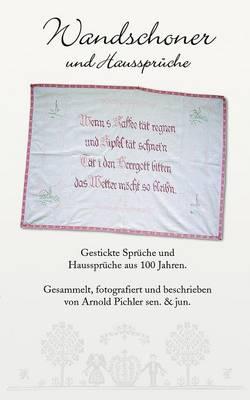 Wandschoner Und Hausspruche (Paperback)