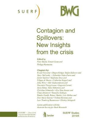 Contagion and Spillovers: New Insights from the Crisis: SUERF Studies 2010/5 - SUERF-Studies (Paperback)