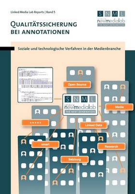 Qualit Tssicherung Bei Annotationen (Paperback)